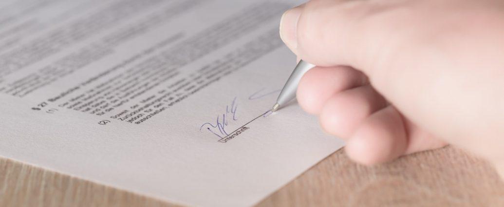 ou se passe signature du compromis de vente