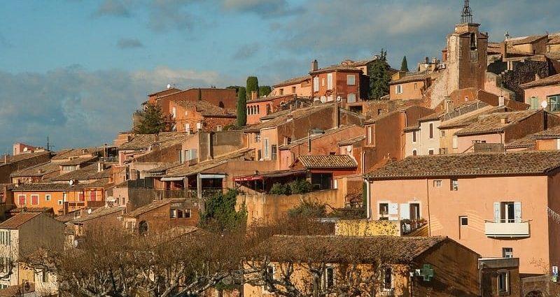 Immobilier dans le Luberon