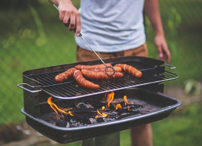 barbecue sur terrasse ou balcon