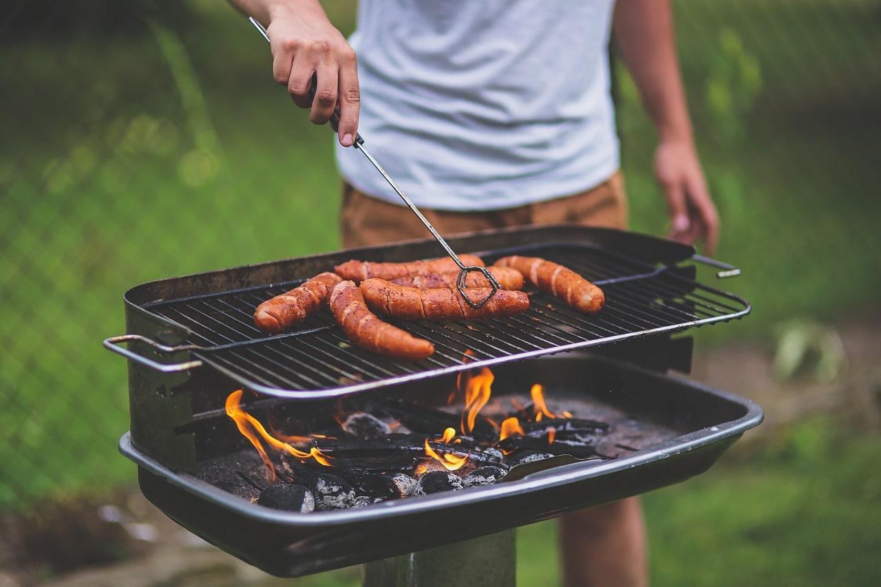 Barbecue de Balcon BBQ d/'appartement