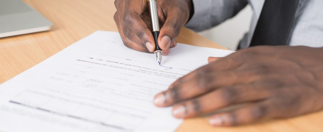 engagement signature bon visite