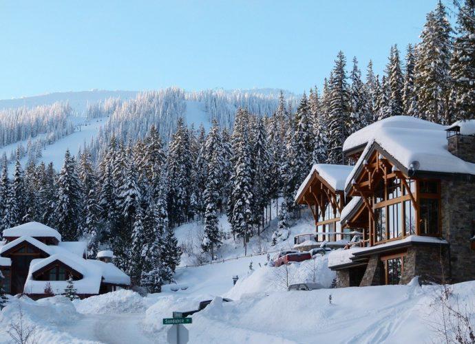 Où investir dans l'immobilier dans les montagnes des Alpes ?
