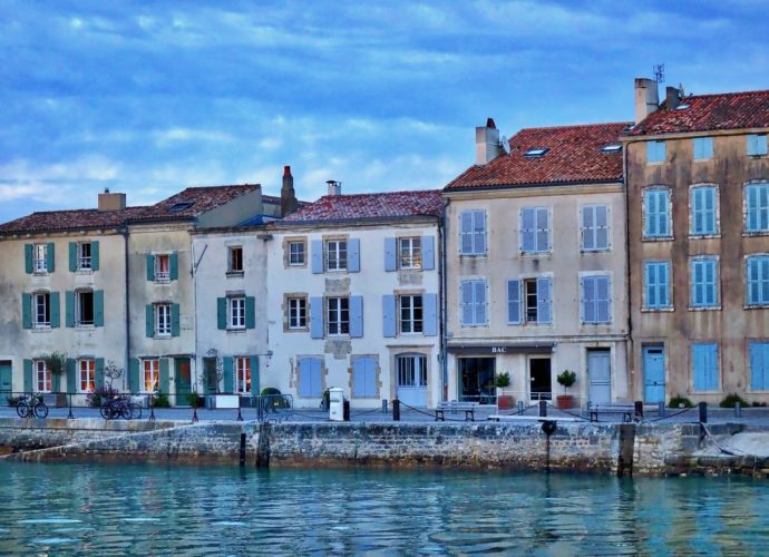 marche immobilier ile de re
