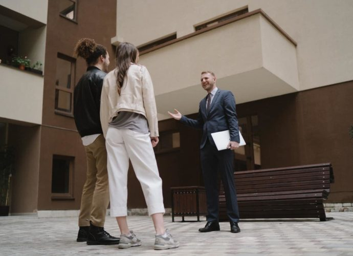 Refus visite immobilière